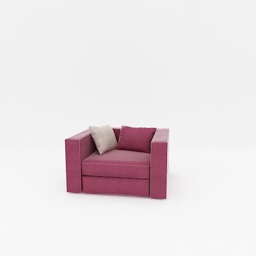 eshan home - Sofa one seater terbaik dengan desain dan material kualitas baik dengan harga murah