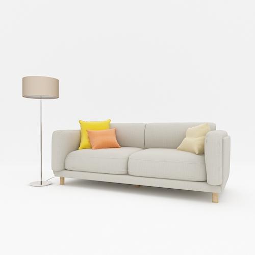 eshan home - Sofa two seater terbaik dengan desain dan material kualitas baik dengan harga murah